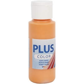 Plus color Verf 60 ml. pomoen