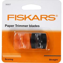 Fiskars Tripple track mes en riller 9685