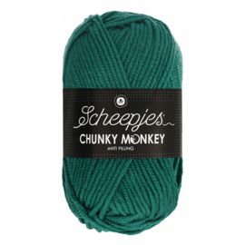 Scheepjes Chunky Monkey  1062 evergreen