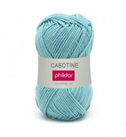 Phildar Cabotine 0014 zwembad blauw 1 bol
