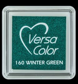 VersaColor Small Inktpad small Winter Green