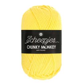 Scheepjes Chunky Monkey  1263 lemon