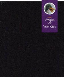 Wonder wol (prik) zwart