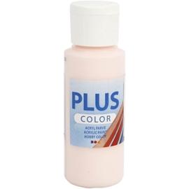 Plus color Verf 60 ml. zacht roze