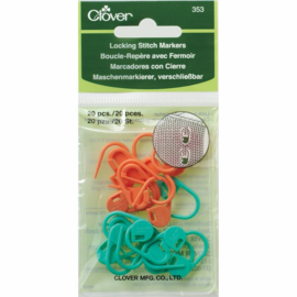 Clover Stitch locking markers Clover