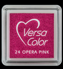 VersaColor Small Inktpad small Opera Pink