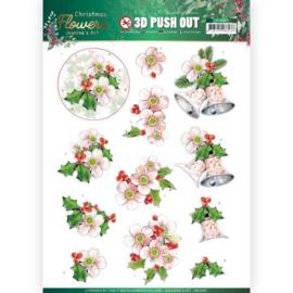 Uitdrukvel 3D Christmas Flowers