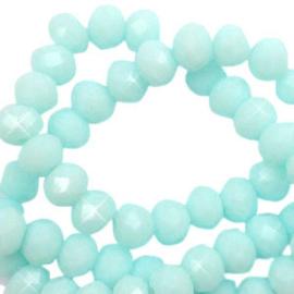 Seafoam green-pearl 20 stuks
