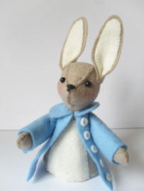 Patroon  eiwarmer Peter Rabbit