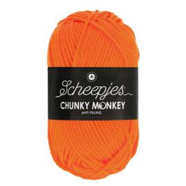 Scheepjes Chunky Monkey  2002 orange