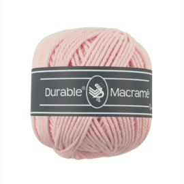 Durable Macramé 203 Light pink
