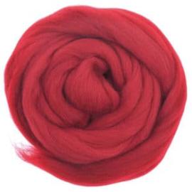 Lontwol EU 50 gram 612 Carmine