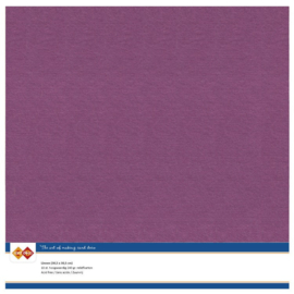 Linnen karton 30,5 x 30,5 cm. Azalea