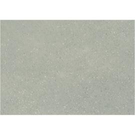 Glittervilt grijs