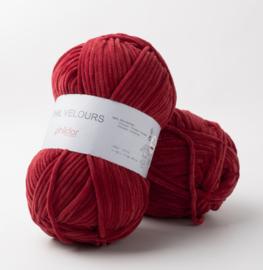 Velours rubis