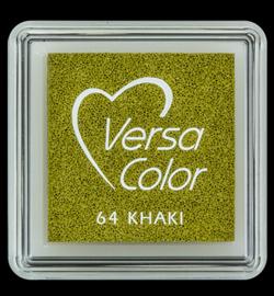 VersaColor Small Inktpad small Chaki