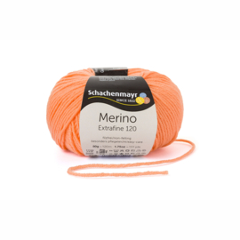 Merino Extrafine 120 abricot 00123