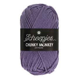 Scheepjes Chunky Monkey  1277 iris