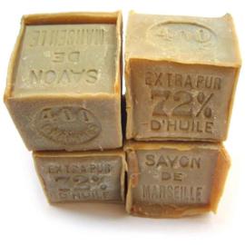 Olijfzeep, Savon de Marseille 1 blok 400 gram
