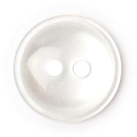Knoop parelmoer 6 stuks