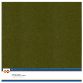 Linnen karton 30,5 x 30,5 cm. Pine Green