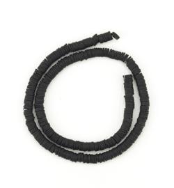 Katsuki beads 6 mm. black