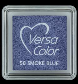 VersaColor Small Inktpad small Smoke Blue