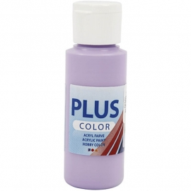 Plus color Verf 60 ml. violet