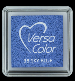 VersaColor Small Inktpad small Sky Blue