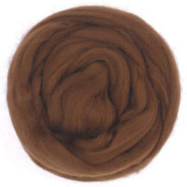 Lontwol EU 50 gram 621 Chestnut