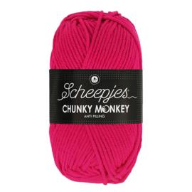 Scheepjes Chunky Monkey  1435 magenta