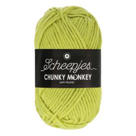 Scheepjes Chunky Monkey  1822 chartreuse