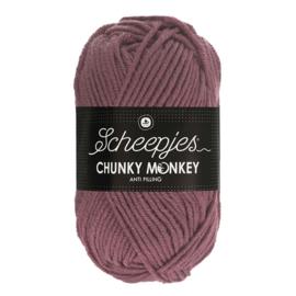 Scheepjes Chunky Monkey  1067 rosewood