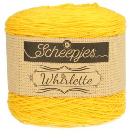 Scheepjes Whirlette 858 Banana geel
