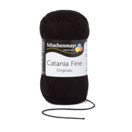 SMC Catania Fine 1001 zwart
