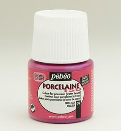PéBéo Porcelaine (porseleinverf) 024-009 Fuchsia