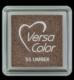 VersaColor Small Inktpad small Umber