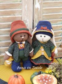 Funny Bunny Anna en Jacob