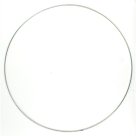Ring metaal 80 cm. 1 stuks