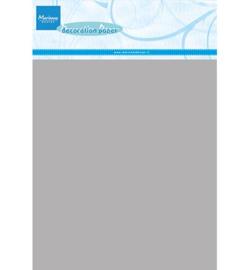 Metallic paper silver 5 x A5