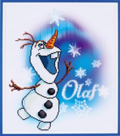 Diamond painting kit Olaf