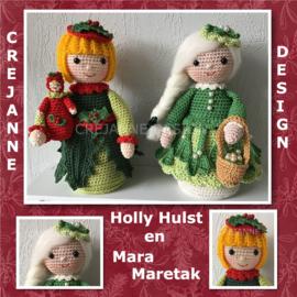 Mara Maretak en Holy Hulst papieren patronen