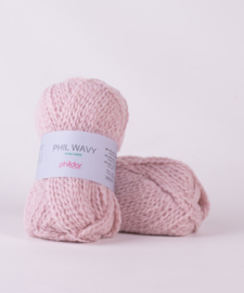 Phildar Wavy 1002 Rose Thé