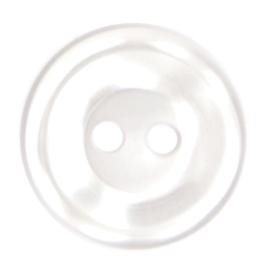 Knoop parelmoer 7 stuks