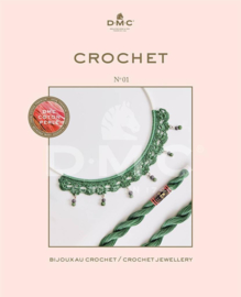 DMC Crochet nr. 1 Juwelen Haken