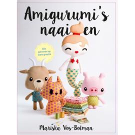 Amigurumi's naaien