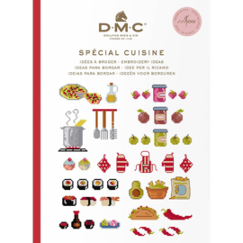 DMC Ideeën om te borduren - keuken