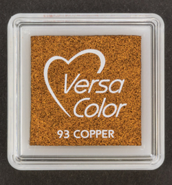 VersaColor Small Inktpad small Copper