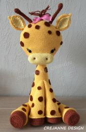 Haakpakket Rosa de Giraffe