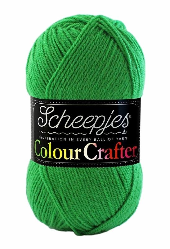 Scheepjes Colour Crafter Malmedy 2014